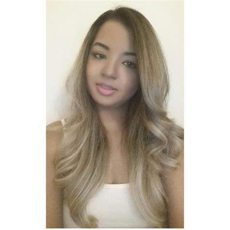 ash blonde  hair colar  cut style