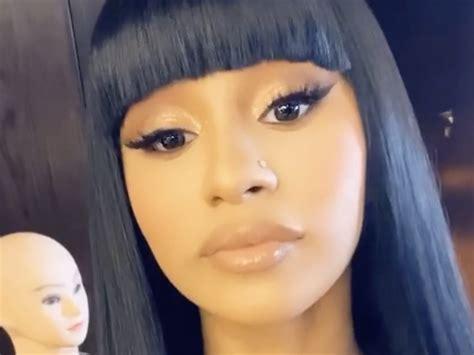Cardi b with no make up | Cardi B No Makeup