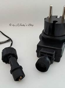 Stecker Für Trafo Lichterkette : lichterkette ohne stecker led und kupferdraht als deko jjackysblog lichterketten lichterschl ~ Eleganceandgraceweddings.com Haus und Dekorationen