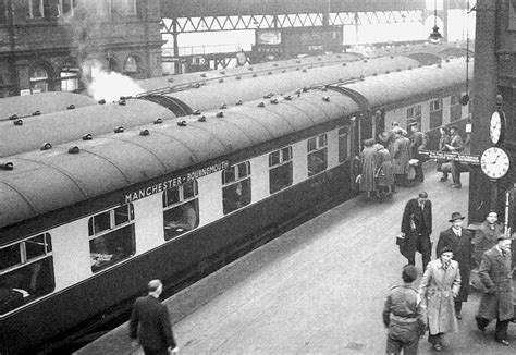 Birmingham New Street Station: The Pines Express, a ...
