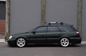 Aaron Turner U0026 39 S 2000 Subaru Outback On Wheelwell
