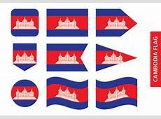 Cambodia Flag Download Free Vector Art, Stock Graphics