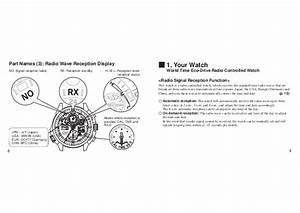Citizen Promaster Sky Pmv65 2271 Instruction Manual