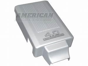 Speedform Mustang 4 0l Engine Plenum Cover 71001  2005  V6