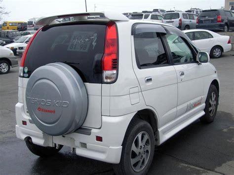 Daihatsu Terios Hd Picture by 2005 Daihatsu Terios Kid Pictures 700cc Gasoline