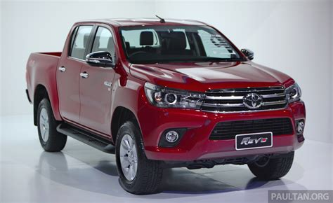 Toyota Hilux Photo by Gallery 2016 Toyota Hilux Thai Launch Live Photos Paul