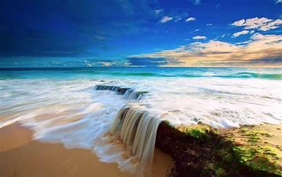 Ocean Scenes Wallpapers Category Wallpapersafari