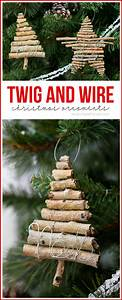 twig and wire ornaments u create