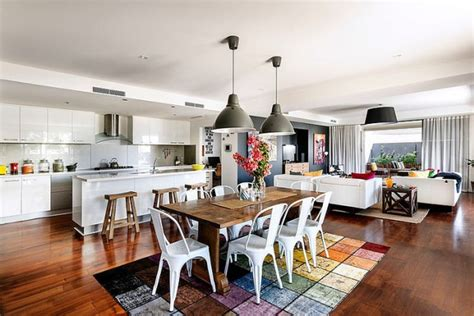 2 Home Interiors : Modern Two-story Family Home In Western Australia By