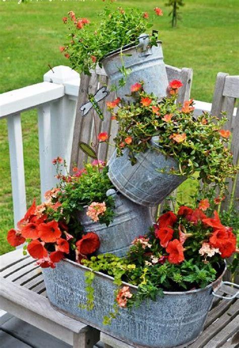 Unimaginable Galvanized Tub Uses The Garden