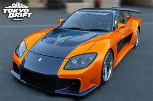 Veilside Mazda RX7 from THE FAST AND THE FURIOUS: TOKYO ...