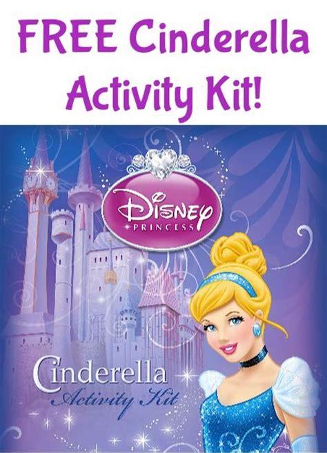 free printable cinderella activity kit activities 177 | 42a7f004110f260c4c4196b4b6ab53f5