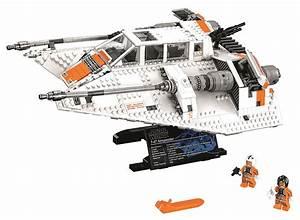 Here's LEGO 75144 UCS Snowspeeder, the new 2017 update of ...