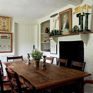 Country cottage kitchen kitchendiner design for Country cottage dining room ideas