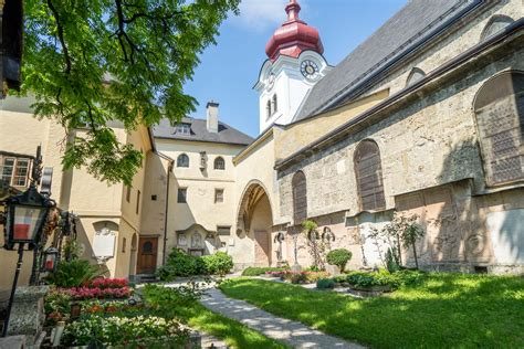 Salzburg is easily discovered on foot; A different Sound of Music tour in Salzburg, Austria