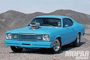 1974 Plymouth Duster - Time Machine