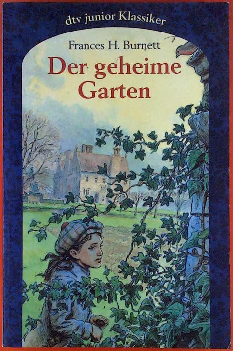 Der Geheime Garten by Der Geheime Garten Burnett Zvab