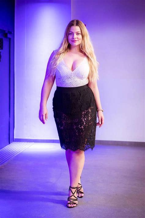 curvy supermodel  das sind die kandidatinnen