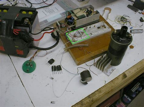 Homebuilt Solid State Ignition Module Dan Workshop Blog
