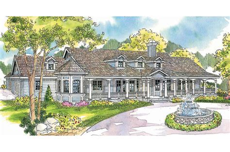 Country House Plans  Louisville 10431  Associated Designs