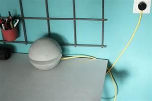 Lampen Selber Herstellen : mobel aus beton selber herstellen die neuesten ~ Michelbontemps.com Haus und Dekorationen