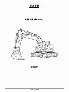 Case Dh4b Manual