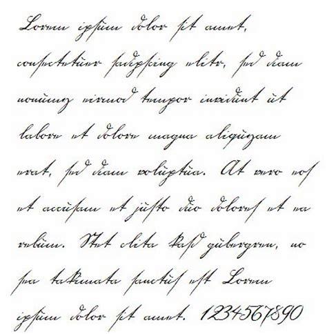 Handwriting Font Free  Hand Writing