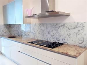 Arbeitsplatte kuche folie die neueste innovation der for Küche glaswand
