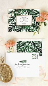 tropical stationery and invitations on pinterest With minted tropical wedding invitations