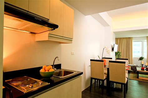 One Bedroom Suite With Kitchen  Privato Hotel