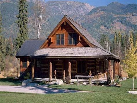Unique Log Cabin Kits Colorado  New Home Plans Design