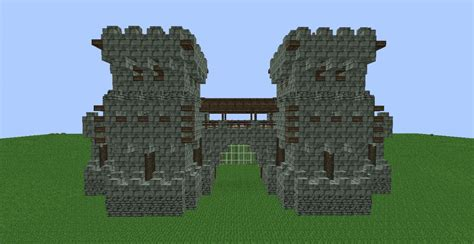 Fortification Set Minecraft Project