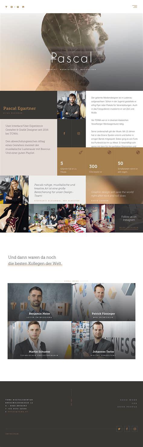 29 About Us Pages for Design Inspiration - SpyreStudios