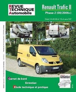 Trafic Renault Fiche Technique : revue technique automobile renault trafic ii ~ Medecine-chirurgie-esthetiques.com Avis de Voitures