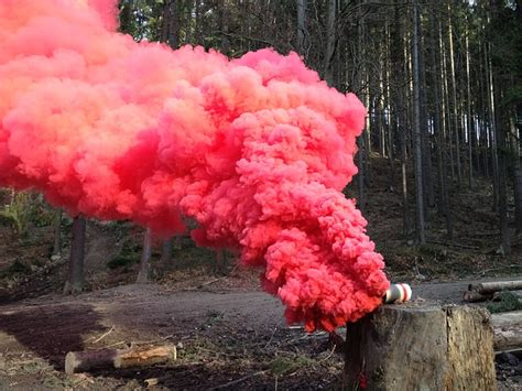 color smoke bomb smoke bombs pink color smoke domain pictures