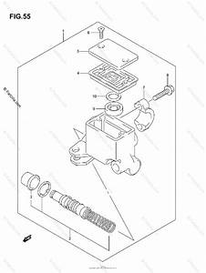 Suzuki Atv 2007 Oem Parts Diagram For Front Master