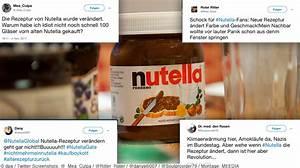 Die Besten Von Ferrero Kaufen : fett zucker pampe ferrero ndert die rezeptur von ~ Jslefanu.com Haus und Dekorationen