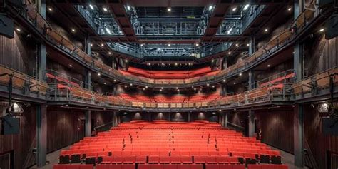Chester's Storyhouse All Set For Inaugural Run Of