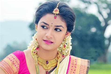 Keerthy Suresh To Portray The Role Of This Legendary