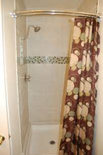Spring Curtain Rod Bed Bath And Beyond by Length Of Shower Curtain For Curved Rod Curtain
