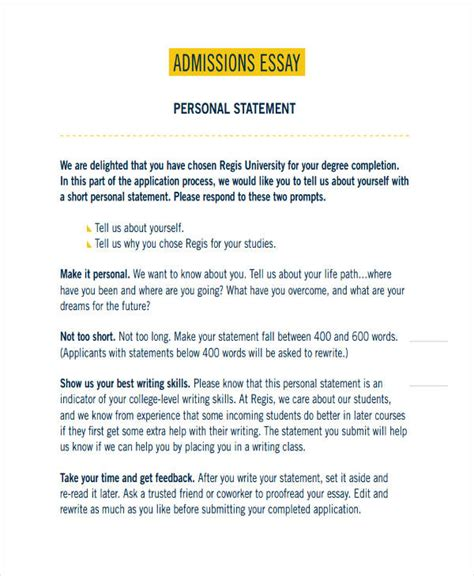 personal essay exles for college admission college personal essay exles personal goal essay