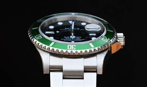 Wristwatch pictures: Rolex Submariner 16610LV - FLAT FOUR