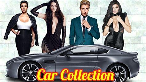 Car Collection || justin bieber | kylie jenner | kim ...