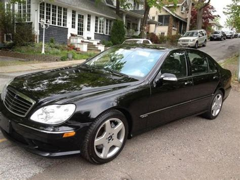 Sell Used 2003 Mercedes S600 Sedan S 600 Twin Turbo V12