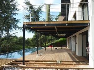 Mezzanine Metallique En Kit : escalier acoustique cr ation de charpentes ou de portails ~ Premium-room.com Idées de Décoration