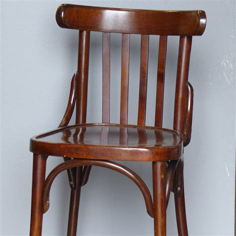 chaise de bistrot série de 4 chaises bistrot lignedebrocante brocante en