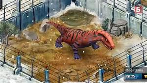 Jurassic Park Builder: Manlania [HD] [Gameplay] - YouTube