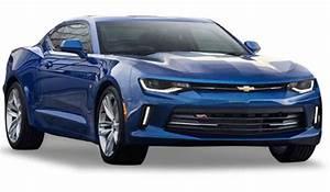 The 2016 Chevrolet Camaro Vs  The 2016 Chevrolet Ss