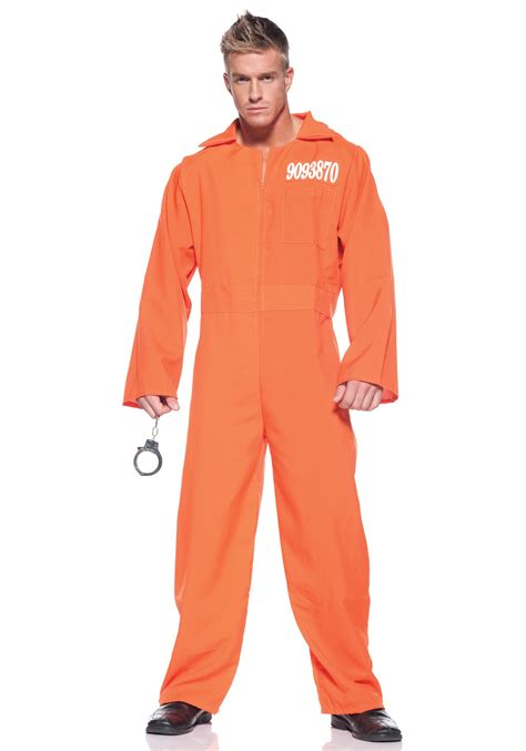 mens jumpsuit mens prison jumpsuit