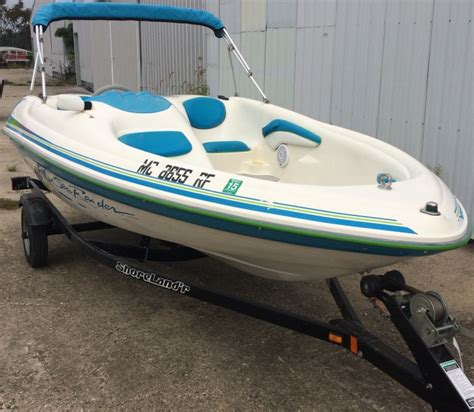 F Boat by 1996 Sea Boats F 16 Sea Rayder Jet For Sale In